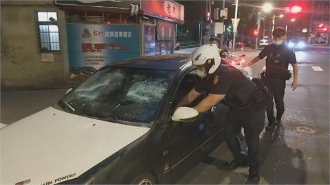 網路口角撂人談判 一方竟開轎車追逐惡意衝撞釀一死一傷