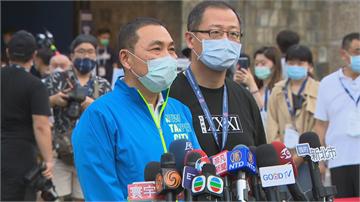 快新聞/獨步全球!職棒開放千人入場 侯友宜:這是台灣防疫成功的一大步