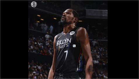 NBA/籃網宣布與杜蘭特續約 傳砸55億元續留4年