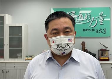 快新聞/朱立倫回電習近平「中華民國」又消失了 王定宇酸:可換「乖寶寶」貼紙
