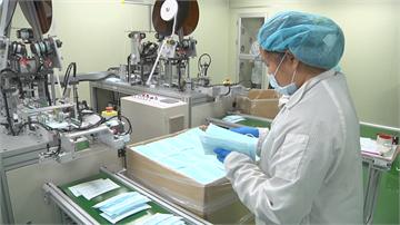 口罩國家隊製造「一條龍」建置熔噴布產線提升供應量