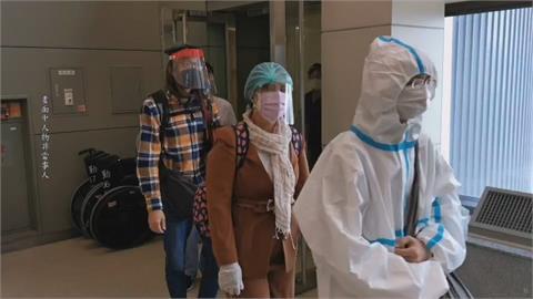 週日8名境外移入有6名緬甸生 1.3萬名境外生檢疫工作浩大