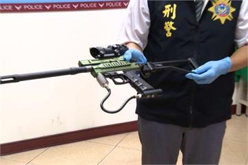 農夫兼差賣改造槍枝 「這把槍」嚇歪警察