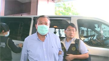 快新聞/立委涉收賄案 北院裁定蘇震清、辦公室主任余學洋羈押禁見