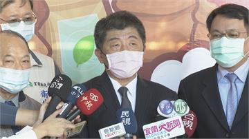 英3確診是否變種病毒待驗 陳時中:台灣防疫沒問題
