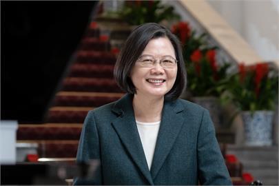 快新聞/單月出口首度破兆! 蔡英文:繼續保持團結台灣會越來越好
