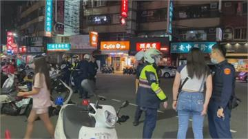 嫌犯圍毆打人開車逃逸 警霸氣速逮5人