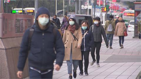 快新聞/全台7縣市濃霧特報 週日冷氣團來襲氣溫驟降
