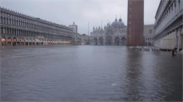 威尼斯再淹!水深達140公分重創觀光