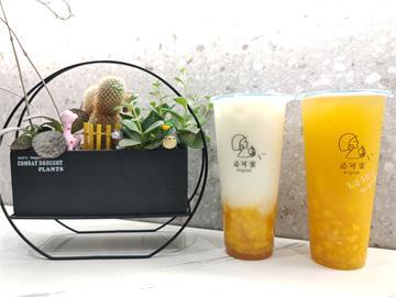 消暑聖品報到!必可蜜支持果農 推芒果系列飲品