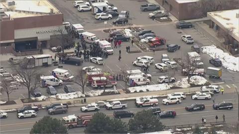 美國科州賣場傳槍響 10人死亡槍手當場遭逮
