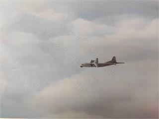 快新聞/共機又來! 中國1架「運8」進入我空域 空軍廣播驅離