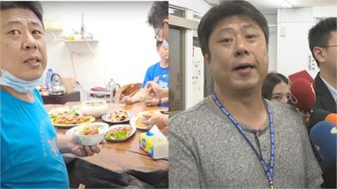 不甩全國3級警戒?韓家軍直播「多人聚餐」 杏仁哥:得知太慢會改進