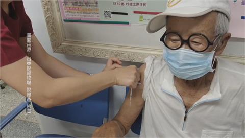 藝人脫線偕妻打疫苗 接種後發燒、全身無力