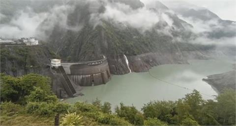 西南氣流大進補!德基水庫蓄水率達88% 離滿水位只差5.27公尺