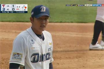 韓職初登板好投 王維中率隊開幕戰奪勝