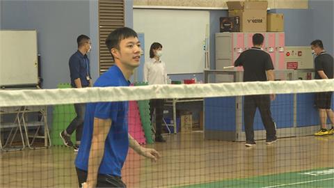 遭遇世界第二安賽龍 王子維落敗止步東奧16強