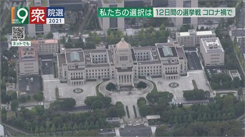 日國會大選登場!參選人數僅1015人 創25年新低