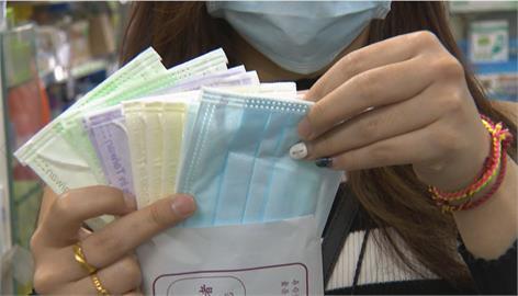 快新聞/全台疫情拉警報 經濟部:口罩庫存超過8億片請安心防疫