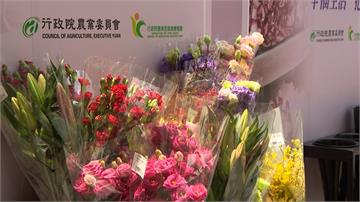 農委會祭新點子!超市量販能買「國產鮮花」