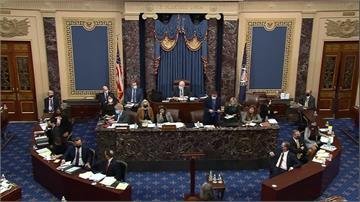 參院彈劾案第四天審訊!川普律師怒轟「公然違憲、報復異己」