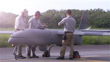 35億無人機部隊閒置? 7架銳鳶機3年飛不到10小時