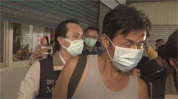 用中國口罩混充欺騙還講五四三 加利老闆林明進列被告被拘提