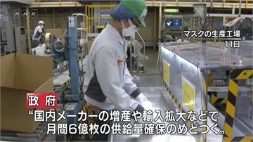 武漢肺炎/買不到口罩!日本政府禁轉賣仍嚴重缺貨