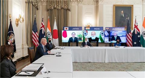 快新聞/拜登將辦「四方安全對話」親會日澳印領袖 商討合作因應中國勢力