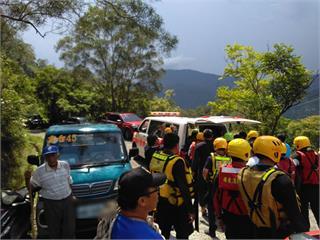 快新聞/屏東霧台神山瀑布發生溺水案 20歲男性被救起時已無呼吸心跳