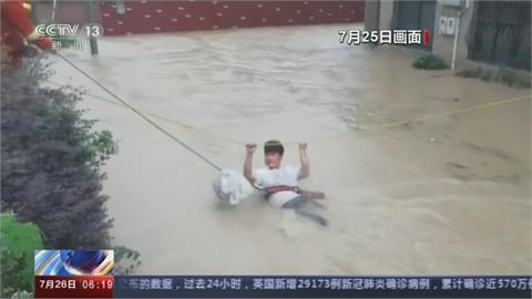 烟花颱風二次登陸浙江 兩天後威力才會慢慢減緩