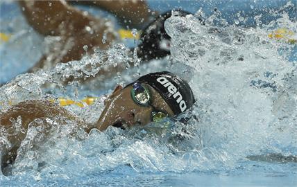 東奧/男子混泳4百米完賽!台灣泳將王星皓分組排名第7
