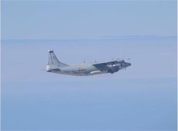 快新聞/中國軍機頻擾台!殲16、運8遠干機闖我西南空域