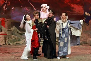 《民視第一發發發》推爆笑歌舞劇「嬉遊記」!雷洪牛魔王造型威震全場
