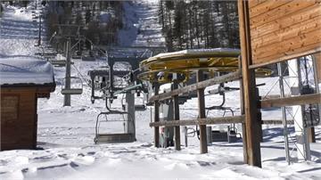 可惜今冬的好雪!歐洲防疫限制滑雪場營運