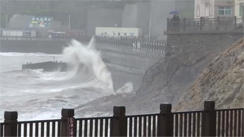 中颱烟花持續增強 估週日登陸浙江北部