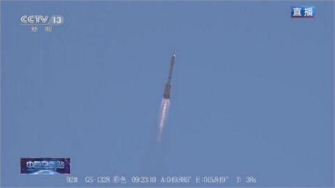 神舟十二號順利升空 中國太空站將迎來首批太空人