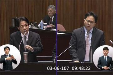 賴揆指中國惠台政策  最終目標併吞台灣
