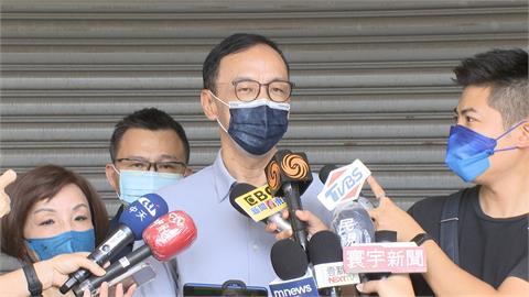 探視城中城傷者 朱立倫:執政者要負責