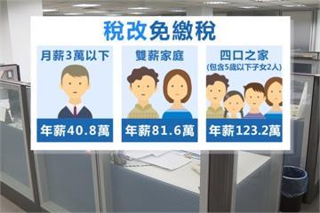 稅改全國542萬戶受惠 工商界批「拔鵝毛」
