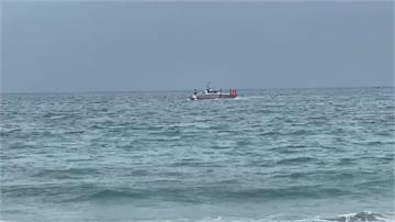 快新聞/17歲男學生杉原灣海邊戲水被海浪捲走 遺體上午找到了