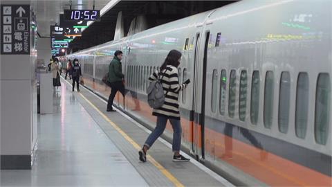 快新聞/本土疫情延燒! 台鐵、高鐵即起禁飲食 5/15起雙鐵城際列車禁站票