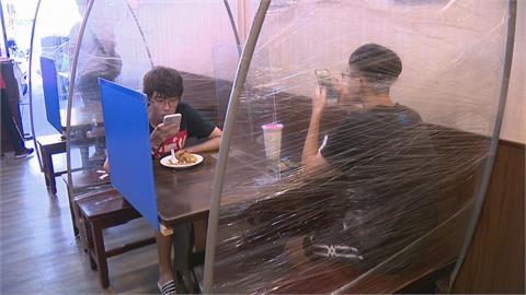 塑膠隔板大缺貨! 小吃店DIY擋板激似帳篷