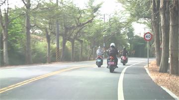 不怕死?彰化139縣道重機又飆速! 這位騎士放手騎車鼓掌...自拍PO網被檢舉