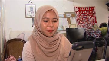 印尼移工亟需骨髓配對!指揮中心破例開國門讓家人來台