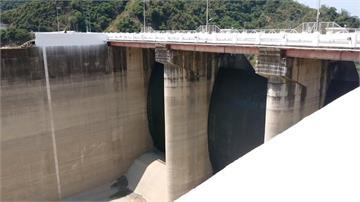 蓄水量沒10%!曾文、阿公店水庫進行人造雨