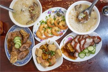 今天宵夜就選它!板橋人氣宵夜美食 外酥肉厚「紅燒肉」必點-板橋香菇肉粥