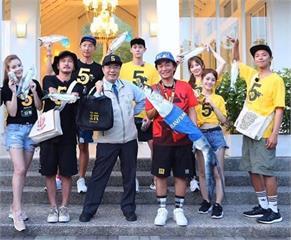 快新聞/6月才與小鬼黃鴻升在台南同台 黃偉哲:把他最好的那面留在心中