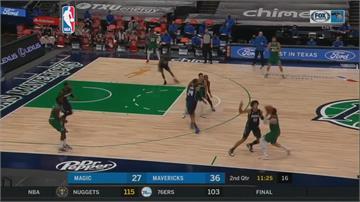 疫情持續衝擊NBA例行賽週二、三兩天各延賽1場