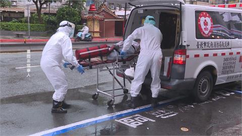 21死創新高! 20天87死超越SARS 染疫「致死率」增加 18人有慢性病史